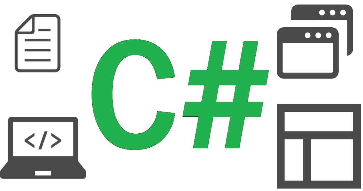 C#言語イメージ